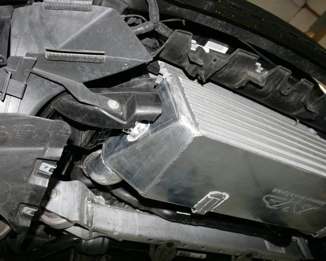 Intercooler Kit 07-11 BMW 135i   335i Agency Power