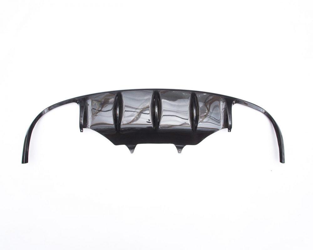 Gloss Carbon Fiber DTM Style Rear Diffuser 15-17 Porsche Macan 95B Agency Power