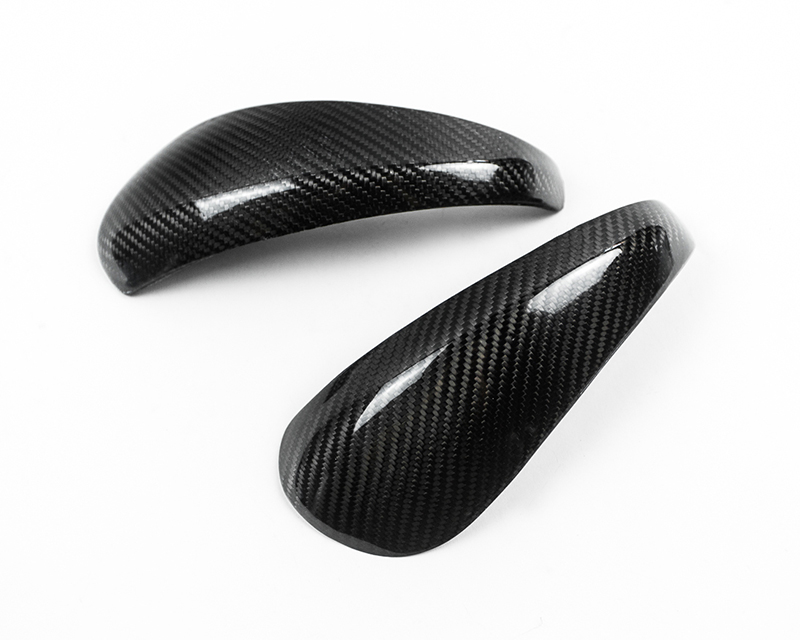 Carbon Fiber Mirror Covers Porsche 987 Boxster | Cayman Agency Power
