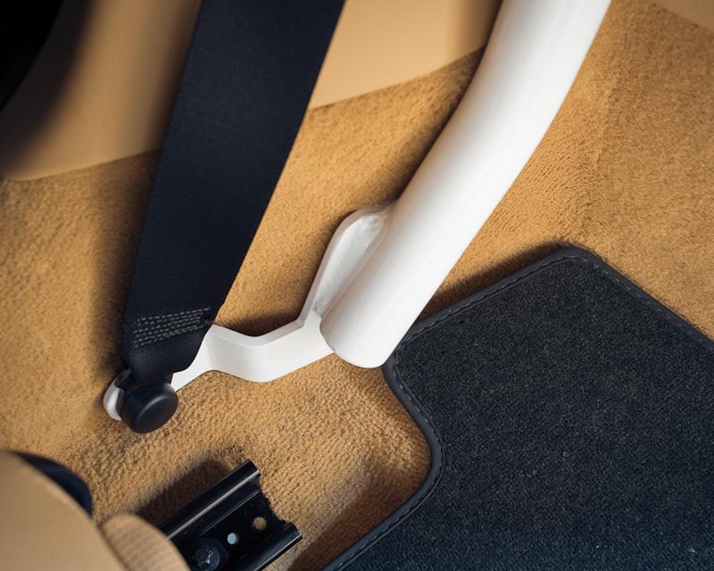 Bolt-In Roll Bar Harness Bar Porsche 991 Carrera | Turbo Agency Power