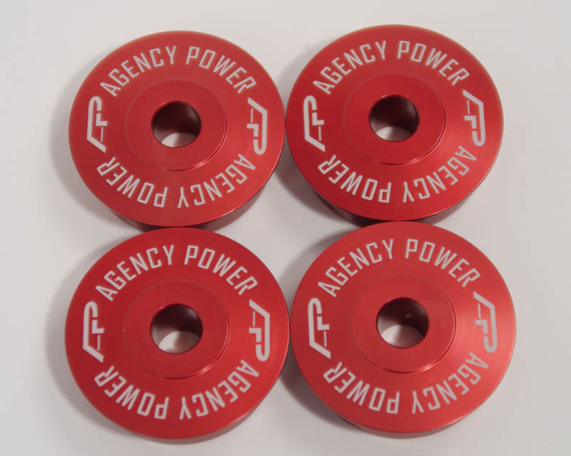Thrust Arm Bushing Red 99-08 Porsche 996 997 Agency Power