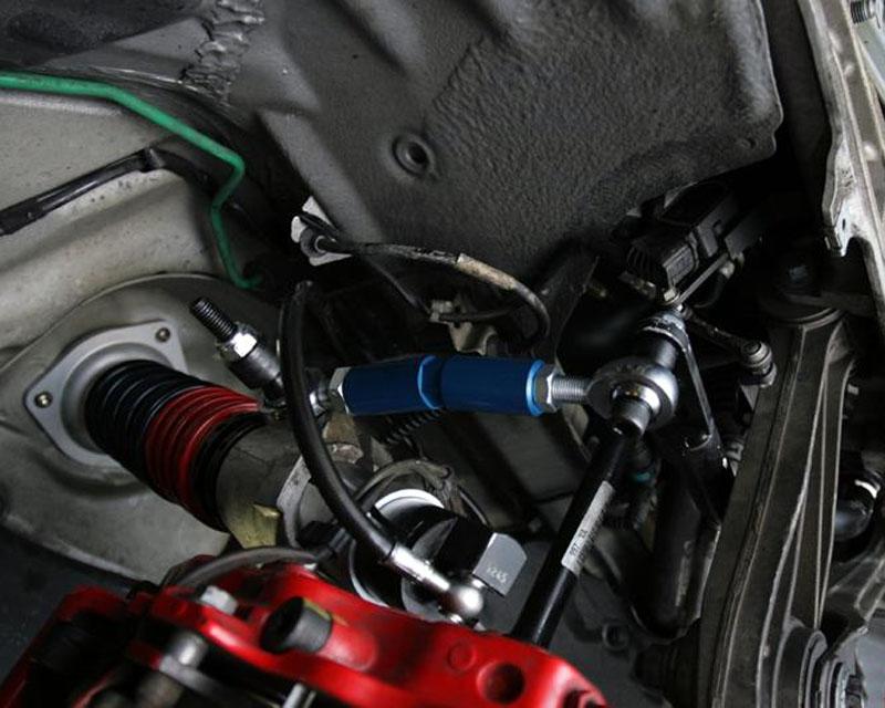Front Adjustable Sway Bar Links 98-09 Porsche 996 997 Carrera GT3 Turbo Agency Power
