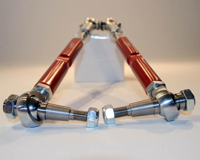 Rear Adjustable Toe Link Kit Porsche 996 Turbo 01-05 | 997.1 ALL 05-09 Agency Power