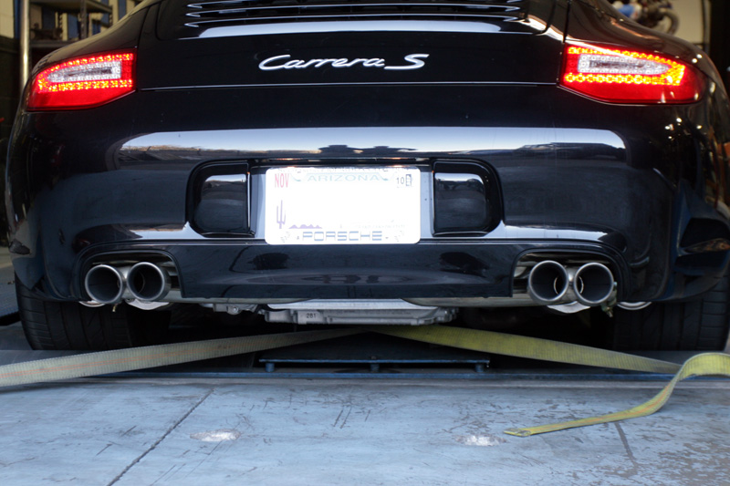Exhaust 09-11 Porsche 997.2 Carrera Agency Power