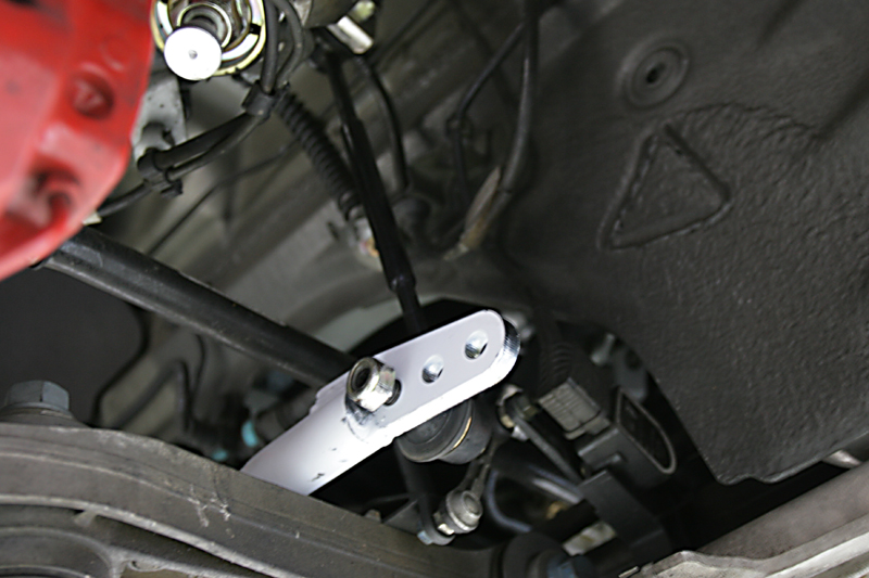 Front Adjustable Sway Bar 07-13 Porsche 997 Turbo Agency Power
