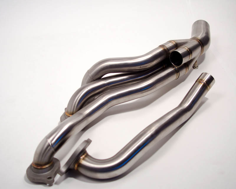 Header and Section 1 Mid Pipes 12-14 Mercedes-Benz C63 Coupe Agency Power