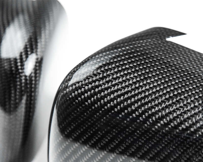 Carbon Fiber Mirror Covers Mercedes-Benz CLA250 | CLA45 AMG Agency Power