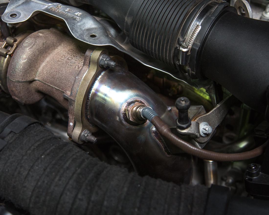 Race Down Pipe Mercedes CLA250 A250 GLA250 Agency Power