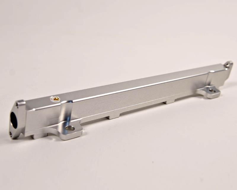 High Flow Fuel Rail Silver 03-05 Mitsubishi EVO VIII MR Agency Power