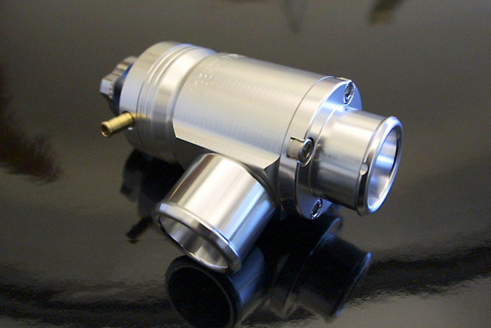 Adjustable Blow Off Valve Black 03-05 Mitsubishi EVO VIII, MR, RS Agency Power