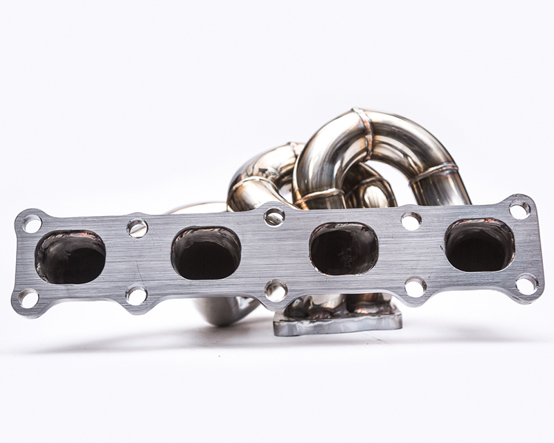 Stainless Steel Header 08-15 Mitsubishi EVO X Agency Power