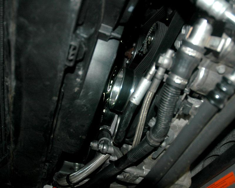 Underdrive Crank Pulley Kit V10 BMW M5 M6 E60 E63 Agency Power