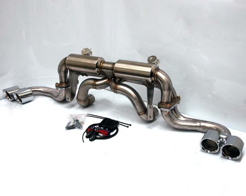Electronic Valve Controlled Exhaust 99-05 Ferrari 360 Modena Agency Power