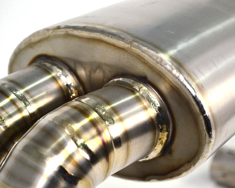 Titanium Exhaust 04-09 Ferrari F430 Agency Power
