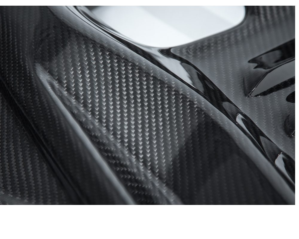 Carbon Fiber Engine Panels 10-15 Ferrari 458 Agency Power