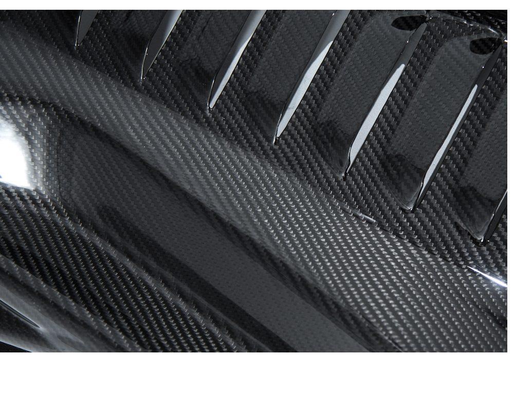 Carbon Fiber Engine Panels 10-15 Ferrari 458 Agency Power