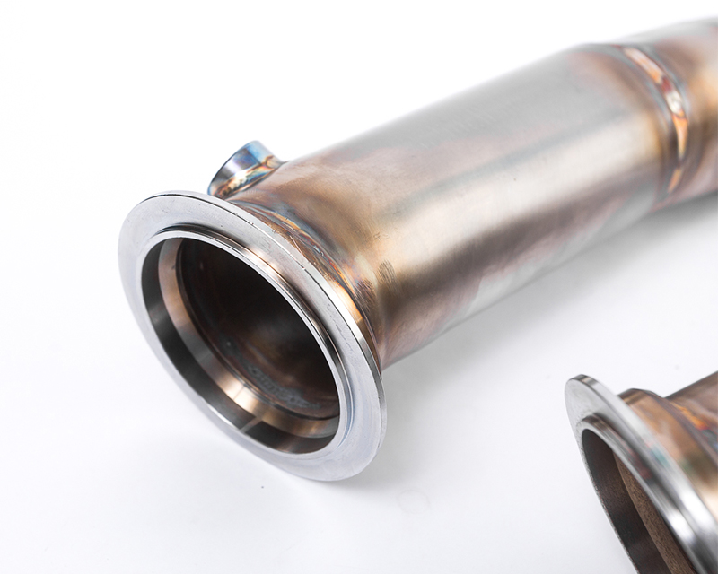 High Flow Race Stainless Steel Down pipes BMW M3 F80 | M4 F82 | F83 Agency Power