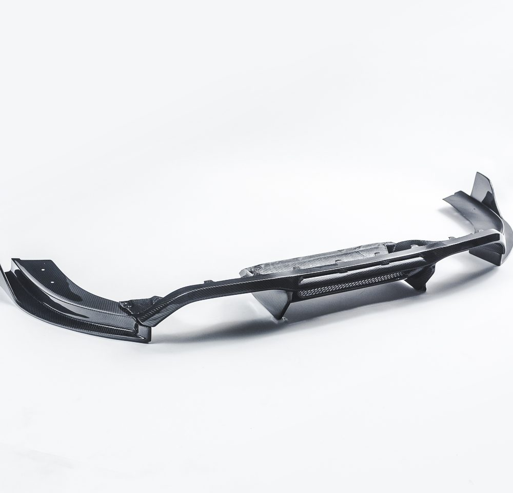 Agency Power Carbon Fiber Rear Diffuser BMW M2 F87
