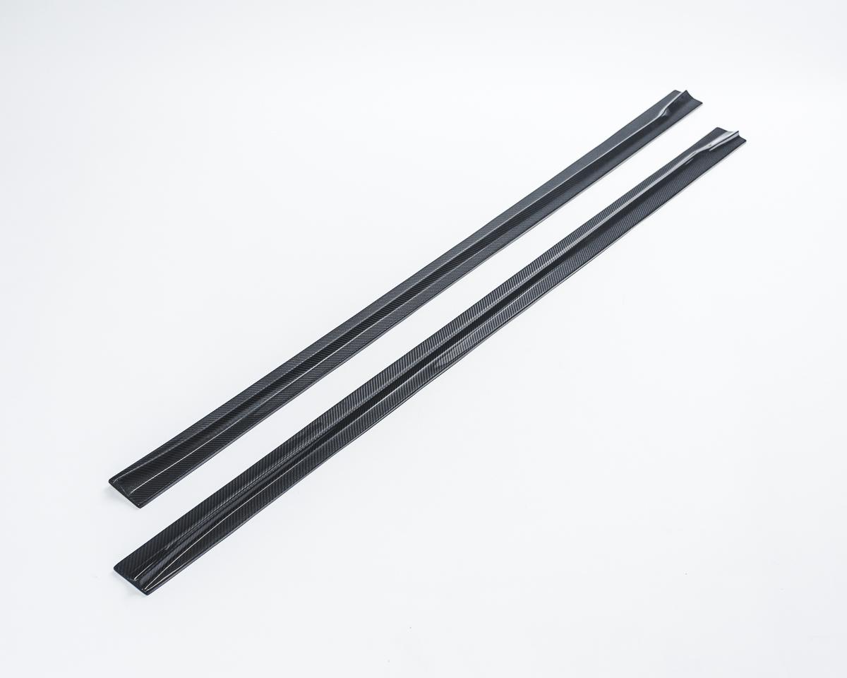 Agency Power Carbon Fiber Side Skirts BMW M2 F87