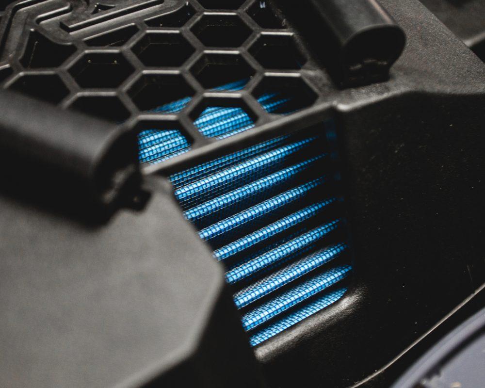 Short Ram Intake Kit Ford Focus RS Agency Power