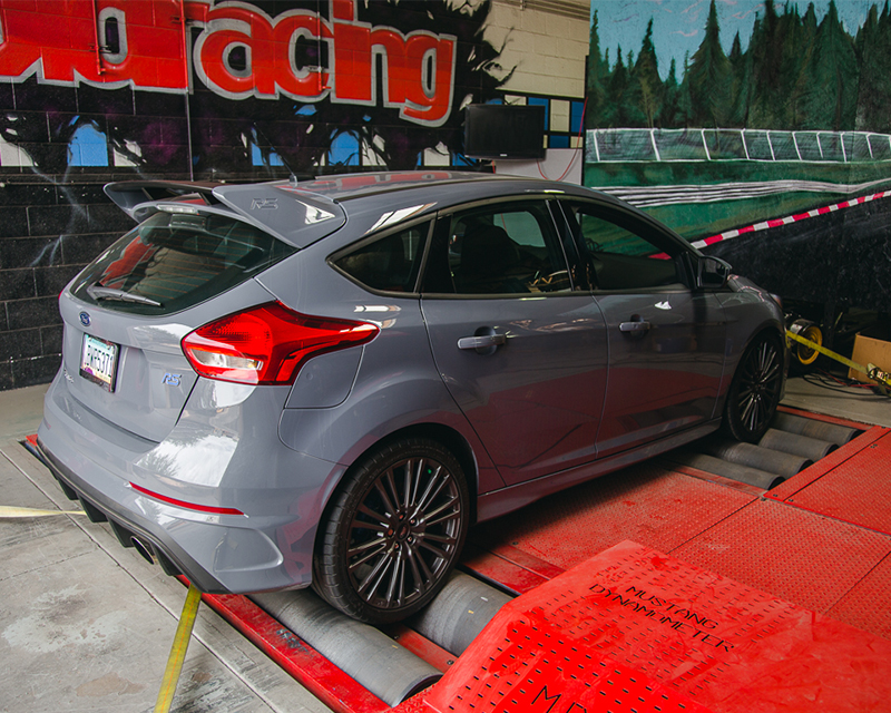 Signature Catback Exhaust System Ford Focus RS Agency Power