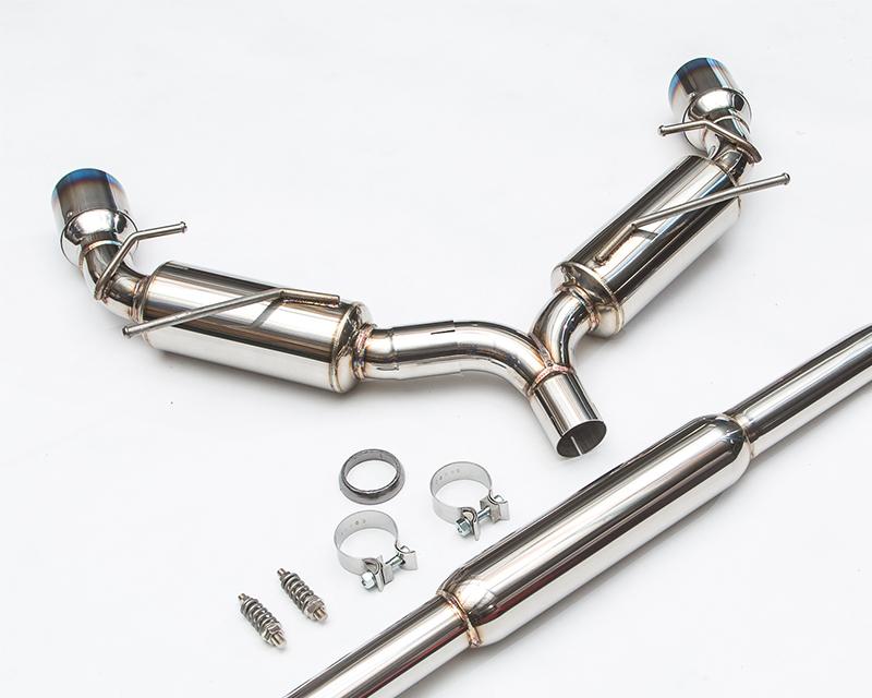 Catback Exhaust Scion FR-S | Toyota GT-86 | Subaru BRZ Agency Power