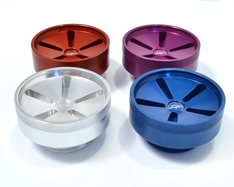 Aluminum Wheel Style Engine Oil Cap Scion FR-S | Subaru BR-Z | Toyota GT-86 Agency Power