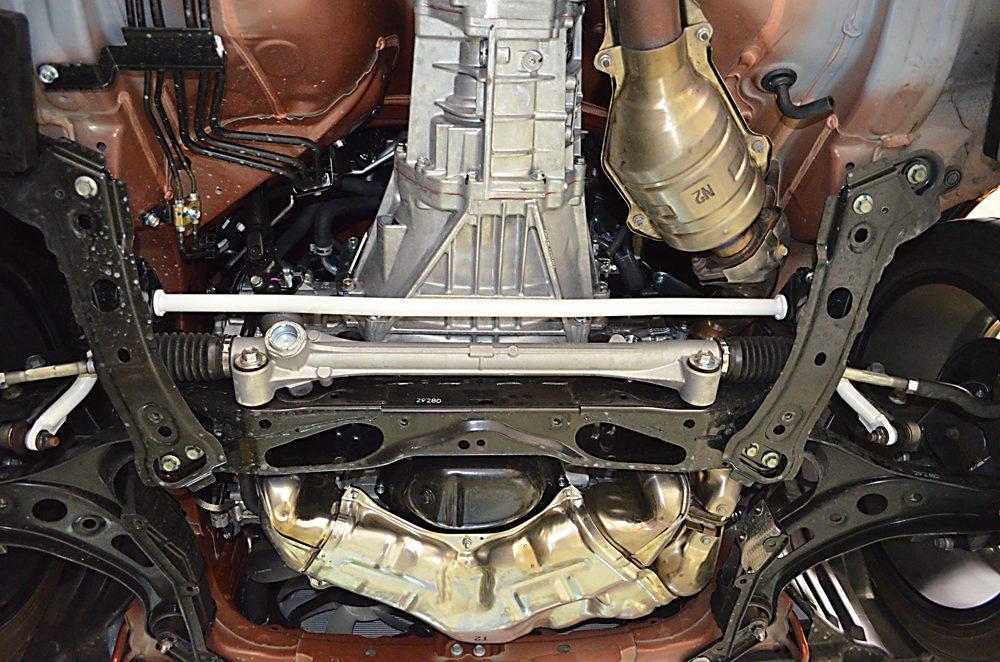 21mm Front Sway Bar Scion FR-S   Toyota GT-86   Subaru BRZ Agency Power