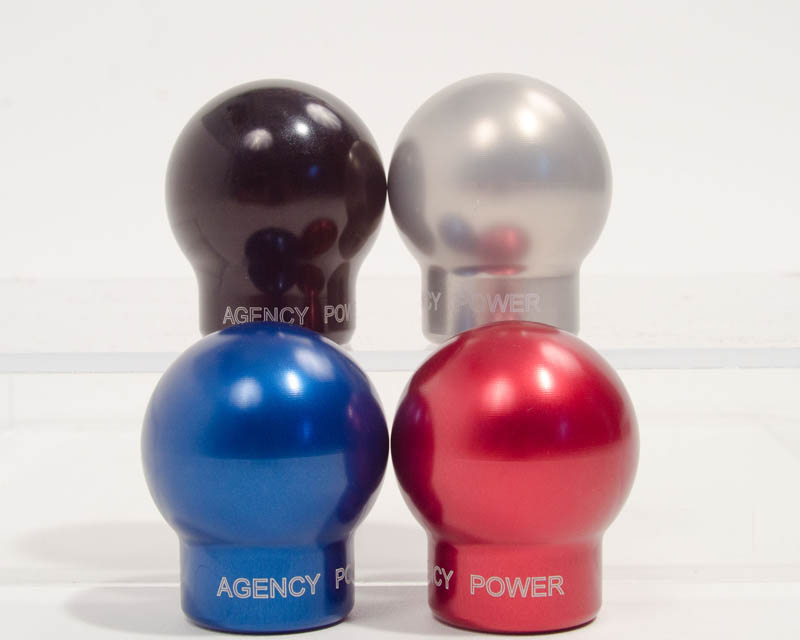 6speed Aluminum Shift Knob Black Scion FR-S | Subaru BRZ | Toyota GT-86 Agency Power