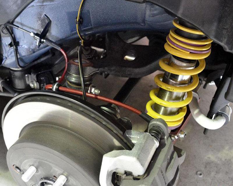 Rear Steel Braided Brake Lines Scion FR-S | Subaru BRZ | Toyota GT-86 Agency Power