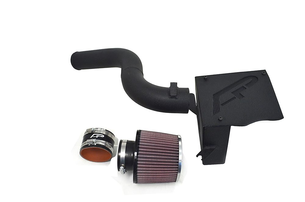 Cold Air Intake Kit with Cool Shield 13-14 Ford Focus ST Agency Power