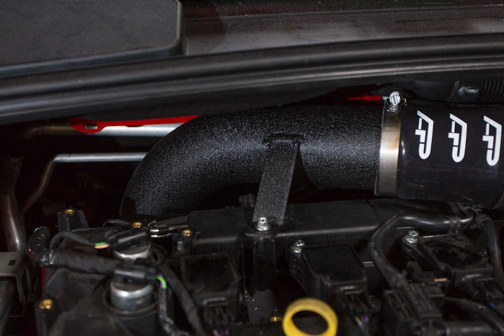 Hard Turbo Inlet Pipe 13-14 Ford Focus ST Agency Power