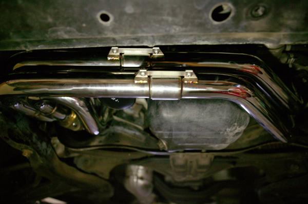 Stainless Steel Header 02-16 Subaru WRX | 02-14 STI Agency Power