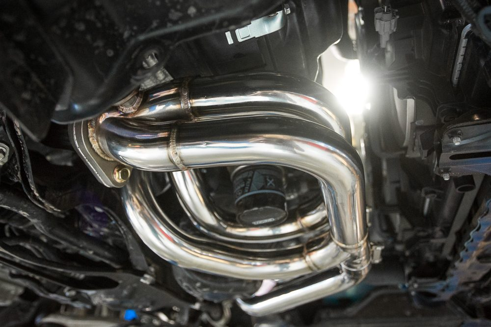 Equal Length Headers Subaru WRX | STI | Legacy GT | Forester XT Agency Power