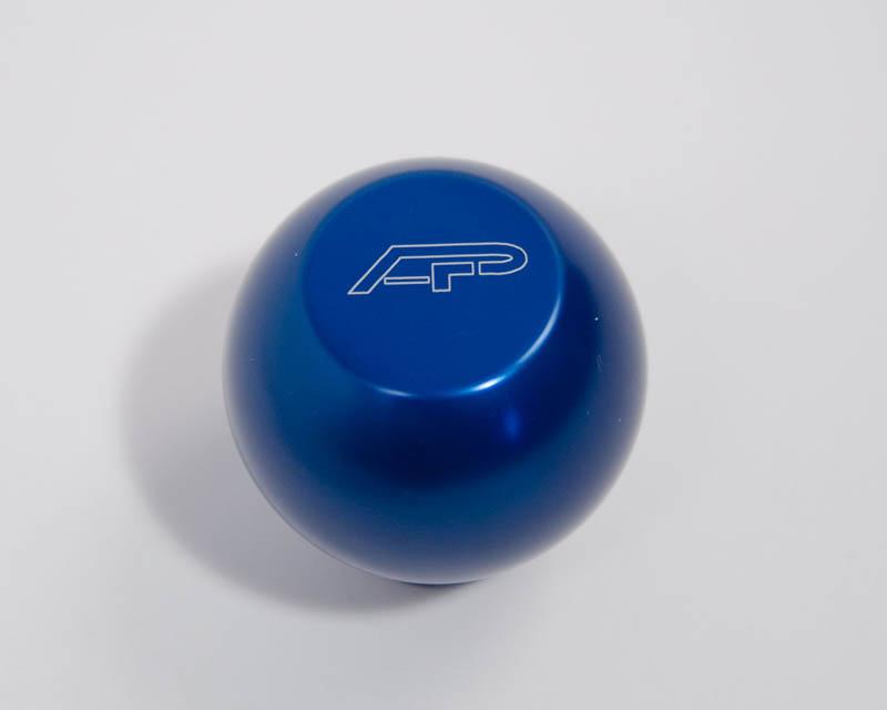 5 Speed Aluminum Shift Knob Blue 02-07 Subaru WRX Agency Power
