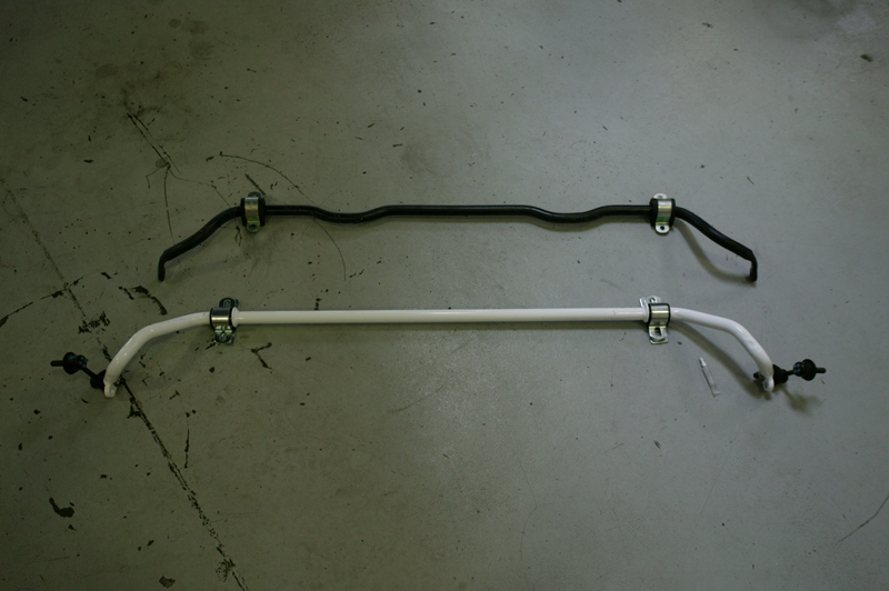 22mm Front 2-Way Adjustable Sway Bar 08-12 Subaru WRX Agency Power