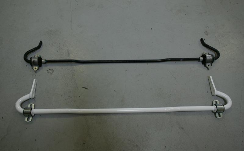 22mm Rear 3-Way Adjustable Sway Bar 08-12 Subaru WRX | STI Agency Power