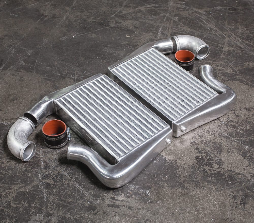 Upgraded Intercooler Kit 09-17 Nissan GT-R Agency Power