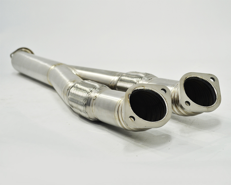 Titanium Exhaust Y-Pipe 09-17 Nissan GT-R R35 Agency Power