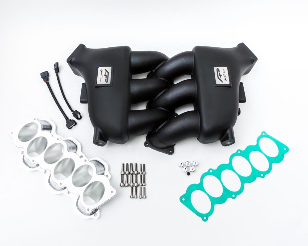 Agency Power Intake Manifold Black Nissan GT-R