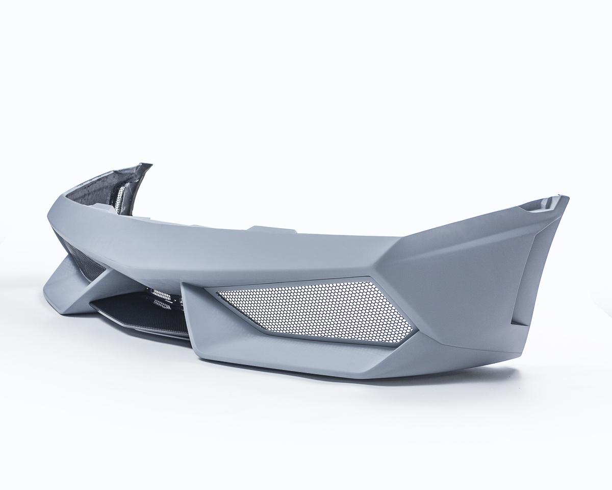 Agency Power Lamborghini LP570 Style Front Bumper for LP550/560 08-13
