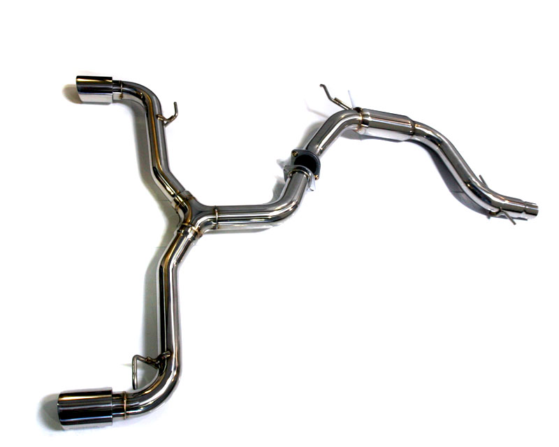 Catback Exhaust 10-14 Volkswagen GTI MK6 Agency Power