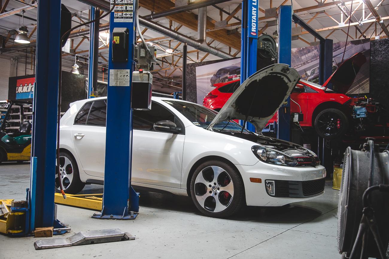 Catback Exhaust 10-14 Volkswagen GTI MK6 Agency Power