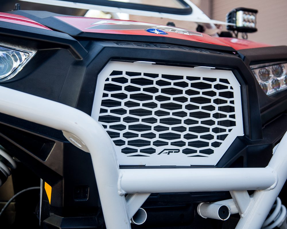 Agency Power Standard Grill Polaris RZR 1000 | RZR XP Turbo