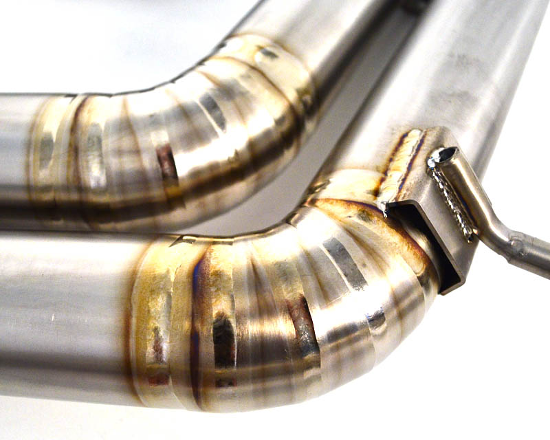 Titanium Exhaust 08-12 Audi S5 Agency Power