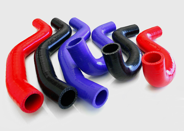 Silicone Radiator Hoses Black Scion tC Agency Power