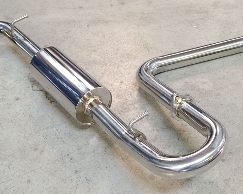 Stainless Catback Exhaust System 11-13 Scion tC Agency Power