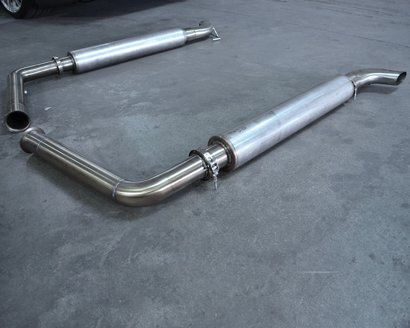 Race Full Titanium Exhaust System SRT Viper 13-17 | ACR Viper 2016 Agency Power