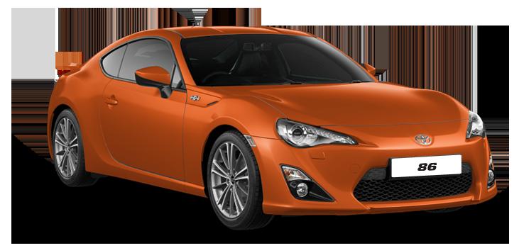 GT 86 2013-2017
