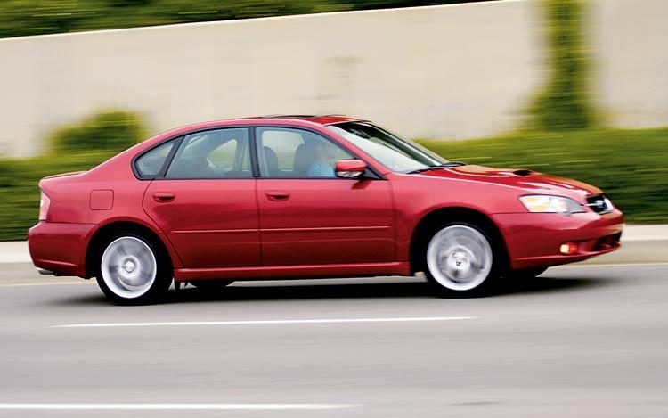 Subaru Legacy 2.5GT 05-09